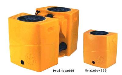 Канализационная установка DRAINBOX
