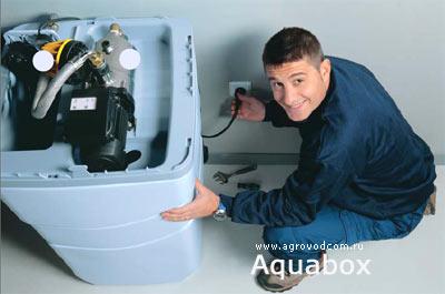 Установка повышения давления Aquabox