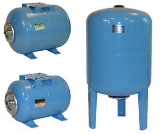 Гидроаккумулятор  (Гидрофор) для воды