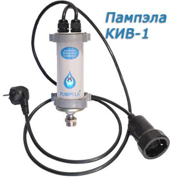 Контроллер индивидуального водоснабжения Пампэла