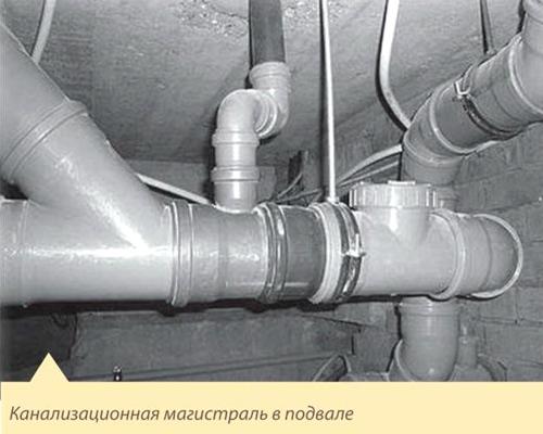 Главное о канализации. Унитаз