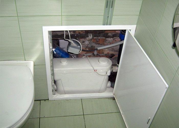 Сололифт для канализации ремонт своими руками