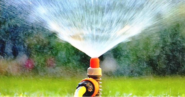 Летний разборный водопровод