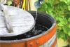 Как организовать сбор дождевой воды