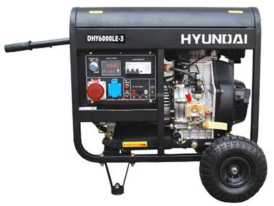 Мощность генератора - дизель или бензин?